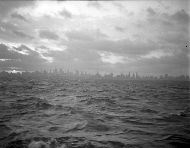 Chicago från redden